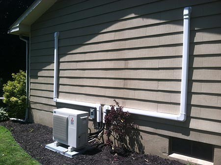 Mitsubishi Ductless Systems In Delaware Amp Maryland