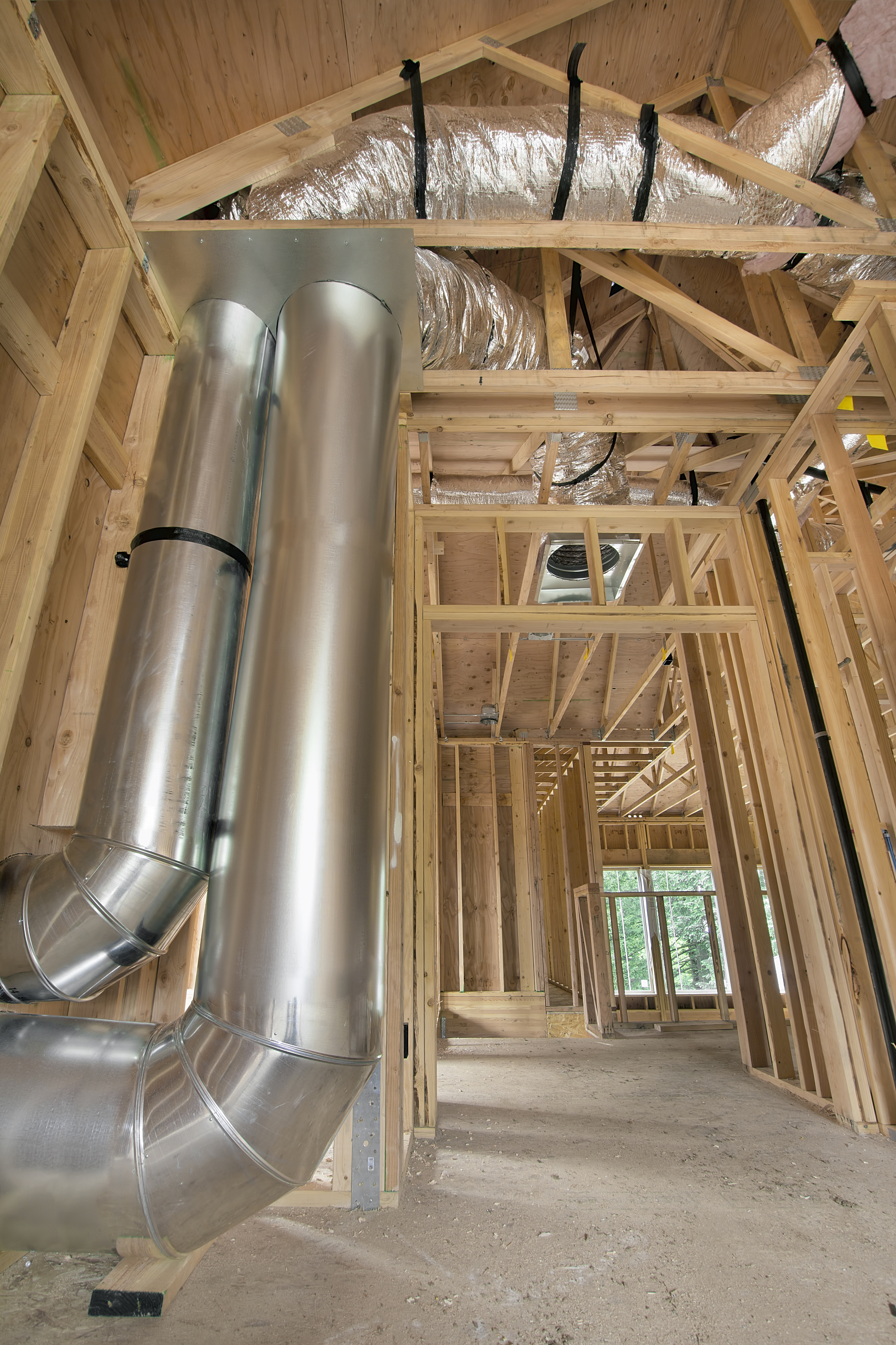 Leaky ducts can cost you a great deal atlantic