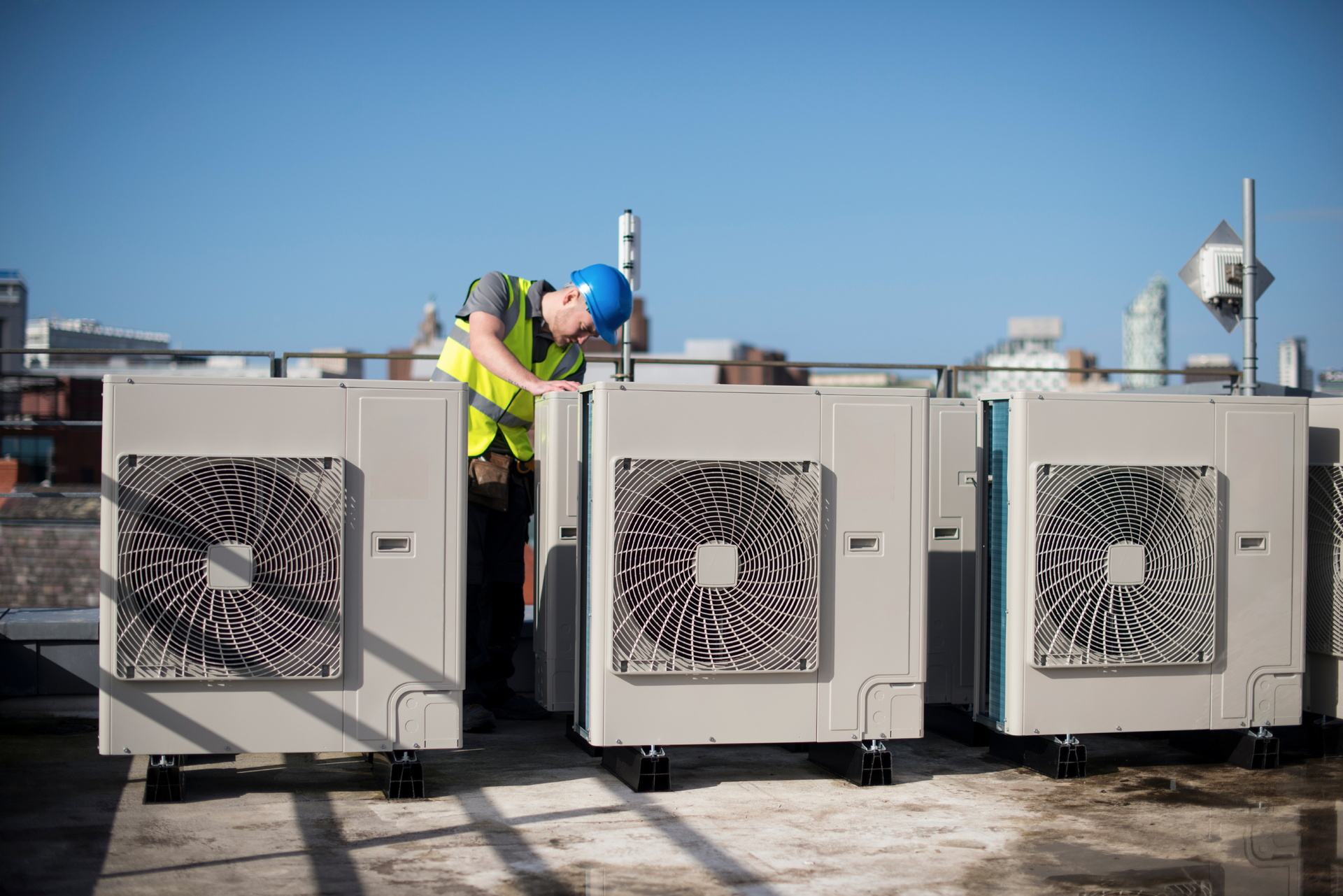 Image result for commercial air conditioning
