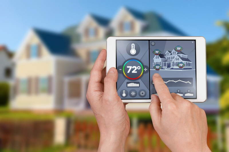 smart-thermostat-concept